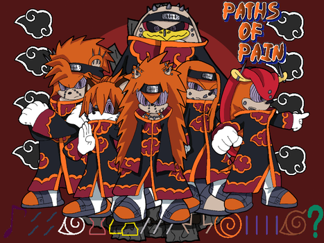 Paths Of Pain -New Animal Path by Tails19950