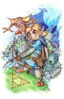 Breath of the Wild by ChrissieZullo