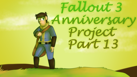 Fallout 3 Anniversary Project Part 13 by hawkfurze