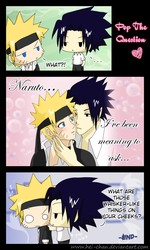Naruto: Pop The Question by CenaFenrier