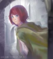 The young Kvothe by Chibi-Rina