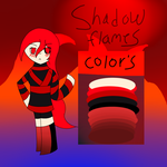 Shadow's Color's by Vinyl14Flames