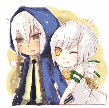 ++Soma and Shio++ by Solanoxe