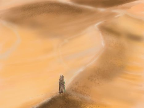 DUNE The Preacher by philippeL