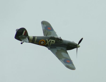 hawker hurricane 2 by Sceptre63