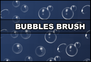 Bubbles brush by Faeth-design