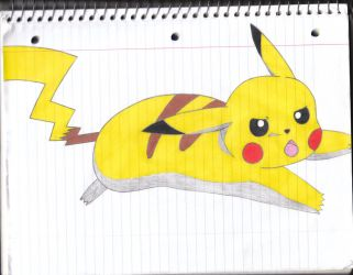 Pikachu's Attack_scanned by coolsolid