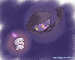 Litwick and Lampent
