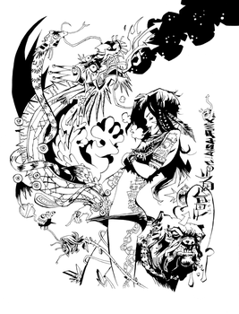 Magic Five by JimMahfood-FoodOne