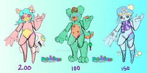 CLOSED Patchling Point Adopts by Pxtchwork