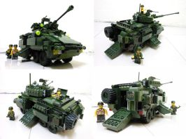 Small to Big War Vehicle (6.2) by SOS101