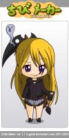 ChibiMaker Me by jessica23809