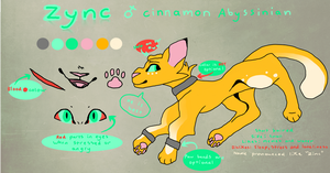 Zync ref for 2017 by ThunderFoxie