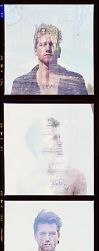 Double exposure film strip with Danny Schafer by LukasSowada