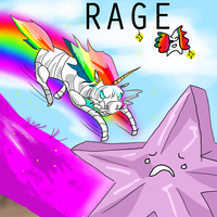 Robot Unicorn Attack by paikuu