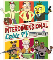 Interdimensional Cable TV by juzmental