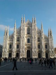 The Duomo of Milano by shadethechangingman
