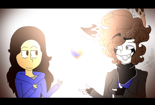 Whao ((Collab Emilifer)) by LorenaHD
