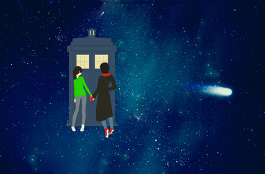 In The Light Of The TARDIS by PonceyOfTheLions