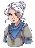 Pike Trickfoot - Critical Role by riku-gurl