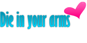 Die in your arms PNG by Maiiy