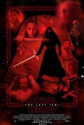 Star Wars The Last Jedi by DogHollywood