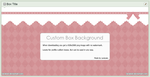 White Lace and Diamonds Background by LaraLeeL