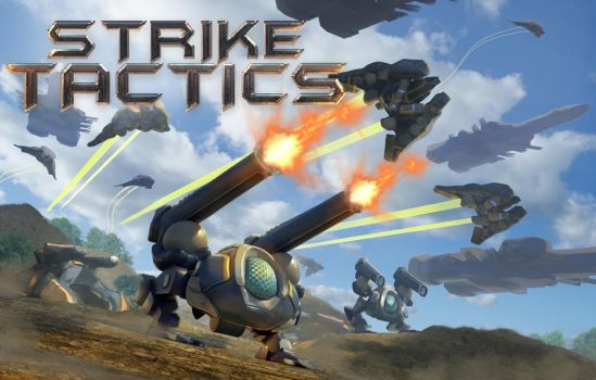Strike Tactics - Promo1 by jonsmith512