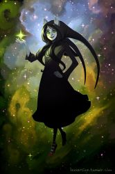 Witch of Space by lexxercise