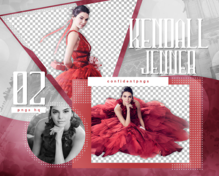 Png Pack 1056 // Kendall Jenner by confidentpngs