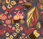 Fall Pattern by Orolly