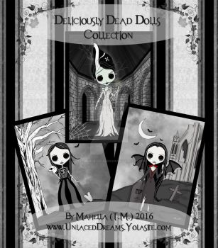 Dead Doll Collection by LostMemoryOfADream