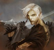 Fenris by Maguaii