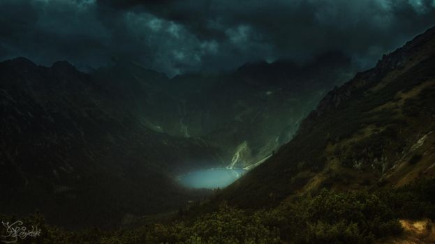In these dark Tatras not of our times by kriskeleris