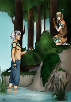 SoMa Waldgeist by LilyScribbles
