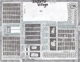 CH 31.5, Zhinto Village Map by dannytranvan