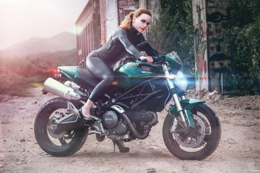 Ducati Flares by LEXX-Design