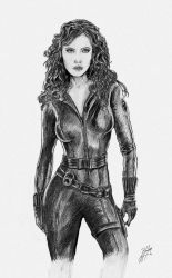 Black Widow by Bilgekhan