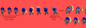 Sonic Custom Sprites: Divine Wrath Purification by pokeczarelf