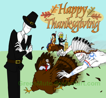 Thanksgiving by GreenMute