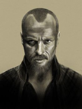 Captain Flint of Black Sails by SixPixeldesign