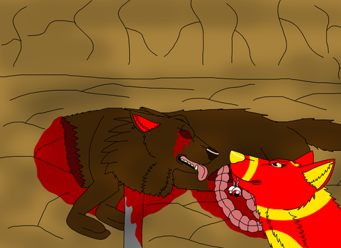 CE- You've Lost Your Head, Argon! Warning!! Gore!! by PittheKidIcarus