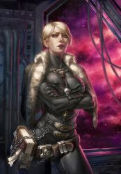 Inquisitor Lilith Abfequarn by Speeh