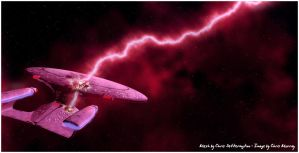 Pink Lightning by Hayter