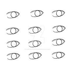 Eye Template by TheOperatorsShadow