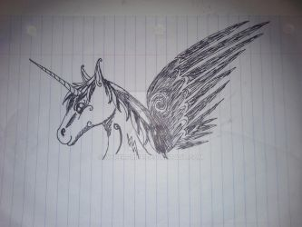 Pegacorn design by Hypergriff