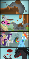 My little pony - the six winged serpent - p29 by Culu-Bluebeaver