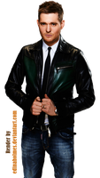 Michael Buble Render by edinaholmes