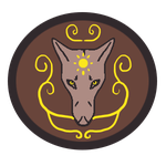 Gold Training Token [Wild] by ReapersSpeciesHub
