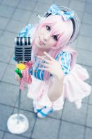 K-I-M-I Cosplay ~ SUPER SONICO COSPLAY by K-I-M-I